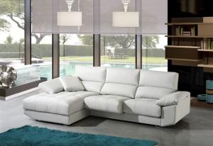 sofa chaiselong modelo zeus divani