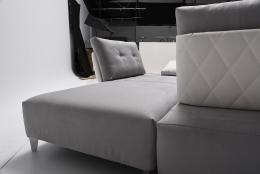 detalle sofa modelo capriccio divani
