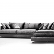 sofa chaiselong modelo chanel divani