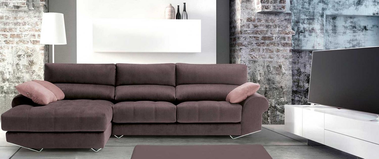 sofa chaiselong modelo florencia divani