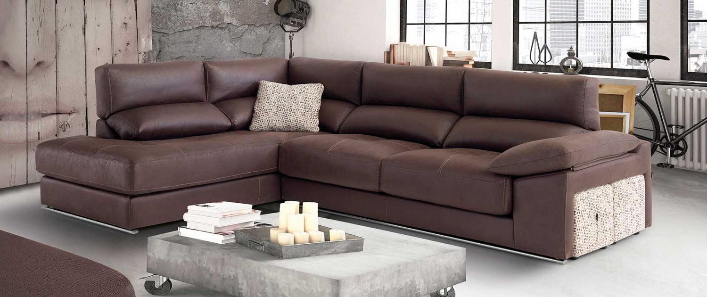 sofa chaiselong modelo irati divani