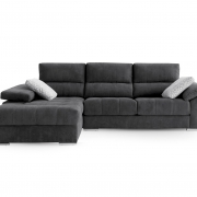 sofa chaise longue modelo comic divani