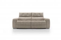sofa chaiselong modelo elegante divani