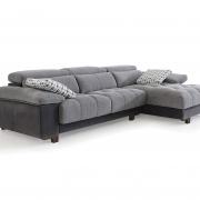 sofa chaiselong modelo ibiza divani