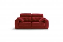 sofa modelo london divani rojo