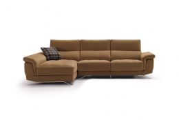 sofa chaiselong modelo monet divani