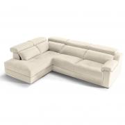 Sofa chaiselong modelo monza divani