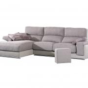 sofa chaiselong modelo romeo divani