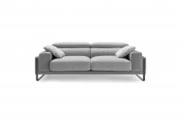 sofa gris sharon divani