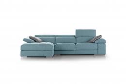 sofa chaiselong modelo trento divani
