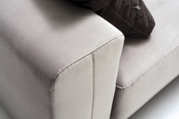 detalle sofa modelo urban divani