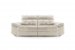 sofa alaska blanco crema divani
