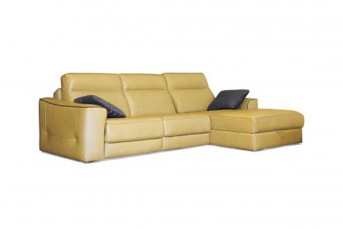 sofa chaiselongue modelo kentucky divani